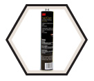 Adhesive - Auto Glass - Urethane - Black - Cartridge / 08 Series *FAST CURE™