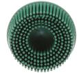 Scotch-Brite™ Roloc™ Bristle Disc, 2 in x 5/8 Tapered 50 -