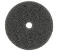 Scotch-Brite™ EXL Unitized Wheel, SB14750, 3 in x 1/4 in x 3/8 in, 2S FIN - Grey