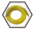 "Air Hose - 3/8"" MPT - Contractor Grade / PAR Series"