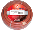 "Air Hose - 1/4"" MPT - Rubber / RG Series *INDUSTRIAL EPDM"
