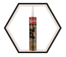 Adhesive - Construction - Grey - Cartridge / PL PREMIUM *FASTGRAB