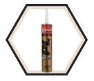 Adhesive - Construction - Grey - Cartridge / PL PREMIUM *FASTGRAB