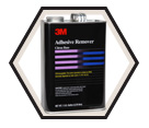 Remover - Adhesive - Clear - Cannister / CIT4 *CITRUS BASE