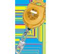 Self-Retracting Lifeline - Composite Plastic - Yellow - Z7 / TR Series *TITAN