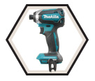 "Impact Driver (Tool Only) LXT™ - 1/4"" Hex - 18V Li-Ion / DTD153Z"