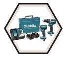 2 Tool Combo Kit - 18V Li-Ion / DLX2180MX *LXT
