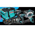 4 Tool Combo Kit LXT™ - 18V Li-Ion / DLX4091T