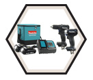 2 Tool Combo Kit LXT™ - 18V Li-Ion / DLX2220SYB