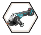 "Angle Grinder (Tool Only) XPT™ - 5"" dia. - 18V Li-Ion / DGA505Z"