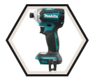 "Impact Driver (Tool Only) XPT™ - 1/4"" Hex - 18V Li-Ion / DTD170Z"