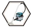 Wet / Dry Vacuum (Tool Only) XPT™ - 2.1 gal - 36V Li-Ion / DVC862LZ