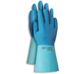 Chemical Resistant Gloves - Lined - Rubber Latex / 297