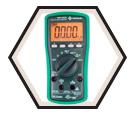 1000V - 8A - AC/DC Digital Multimeter