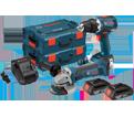 2 Tool Combo Kit - 18V Li-Ion
