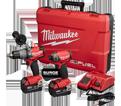 2 Tool Combo Kit M18 FUEL™ - 18V Li-Ion / 2899-22 *SURGE™