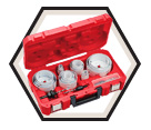 Hole Saw Kit - 28 Piece / 49-22-4185 *Hole Dozer™
