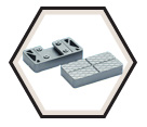 Welding Pads - Aluminum Alloy / MP-02