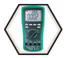 99.9V - 10A - AC/DC True RMS Digital Multimeter