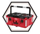 Modular Storage - Large Tool Box - 2.327 ft³ / 48-22-8425 *PACKOUT