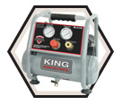 Air Compressor - Hand Carry - 3/4 HP - 1 gal / KC-1410A