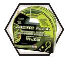 "Water Hose - 5/8"" - Black & Green - Hybrid Polymer / K-58GH Series *Arctic Flex"