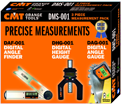 Measurement Kit - Digital - 3pc / DMS-001 *ORANGE TOOLS