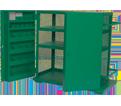 Storage Cabinet - 37.3 cu. ft. - Green / 5060MESH