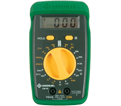 600V AC/DC - Manual Multimeter