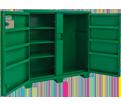 46 ft. - 3 Shelf Cabinet Assembly Box