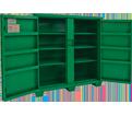46 ft. - 6 Shelf Cabinet Assembly Box