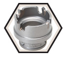"1-1/4"" - Quick Change Carbide Hole Cutter"