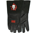 Welding Gloves - Unlined - Full Grain Goatskin / 2713 *HOT ROD