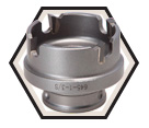 "1-3/8"" - Quick Change Carbide Hole Cutter"
