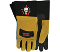 Welding Gloves - Unlined - Split Cowhide / 2714 *FULL PATCH