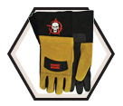 Welding Gloves - Unlined - Split Cowhide / Full Patch
