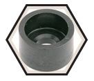 "3-1/2"" Conduit - Standard Round Knockout Die"