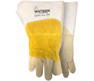Welding Gloves - Unlined - Reverse-Grain Cowhide / Mad Cow