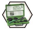 "1"" to 2"" Conduit - Slug-Buster® Manual Knockout Punch Kit"