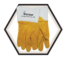 Welding Gloves - Unlined - Split Deerskin / Tigger