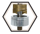 "1/2"" Conduit - Slug-Splitter SC® Knockout Punch Unit"