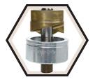 """1/2"""" Conduit - Slug-Splitter SC® Knockout Punch Unit"""