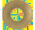 Flat Washers - Brass
