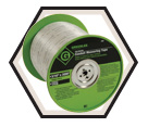 "3/16"" x 3000' - Polyester Conduit Measuring Tape"