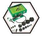 "1/2"" x 4"" - Slug-Buster® Hydraulic Driver Punch Set"