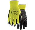 Palm Coated Gloves - Unlined - Poly/Cotton / 322 *FLASH LITE