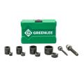 "1/2"" to 1-1/4"" Conduit - Slug-Buster® Manual Knockout Punch Kit"