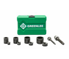 "1/2"" to 1-1/4"" Conduit - Slug-Buster® Manual Knockout Punch Kit"