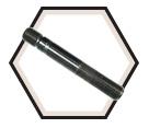 """3/4"""" x 5-3/8"""" - Hydraulic Draw Stud"""