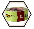 Scotch® Masking Tape for Professional Painting - 205